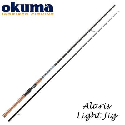 okuma ALARIS  JIG 240/12G.