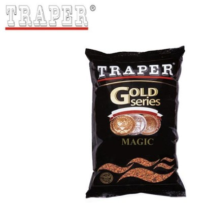 TRAPER GOLD MAGIC, 1 KG.