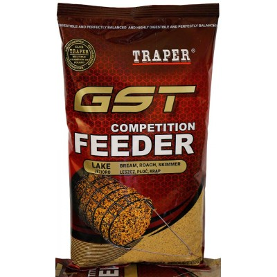 TRAPER GST FEEDER LAKE 1 KG.