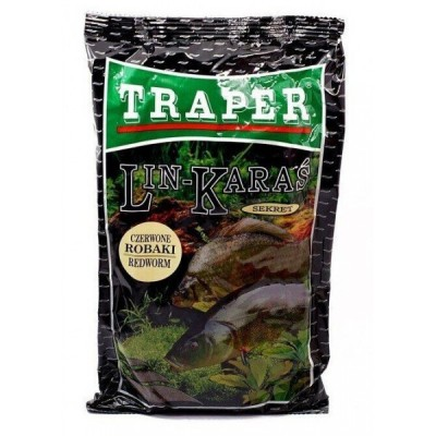 TRAPER SECRET RED WORM 1 KG.