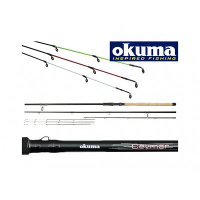 OKUMA CEYMAR FEEDER 390/150
