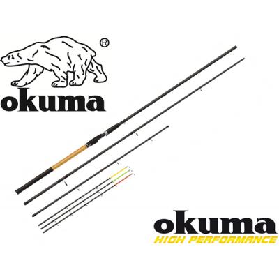 Okuma Solitron Feeder 360/70