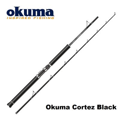Okuma Cortez Black 54106