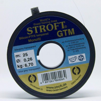 STROFT GTM 25 M. - 0.08 MM.