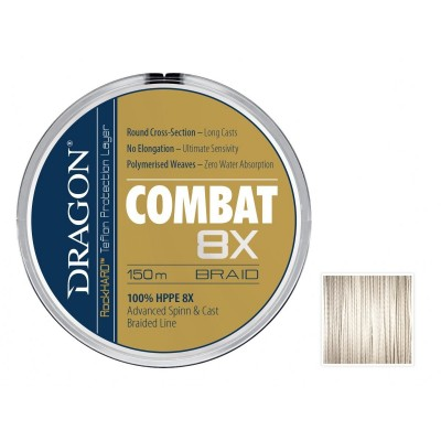 DRAGON COMBAT 8X - 0.12 MM.