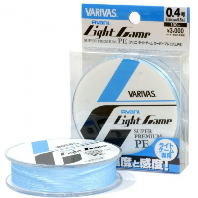 VARIVAS Light Game - 0.4 PE