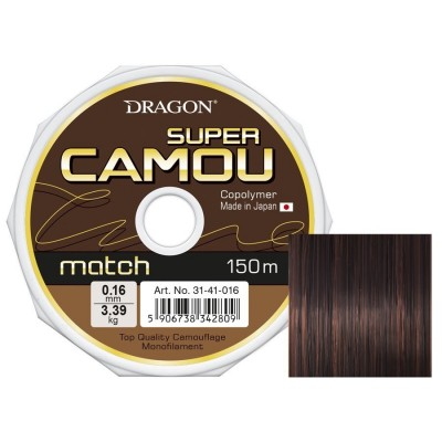 DRAGON CAMOU M. - 0.25 MM.