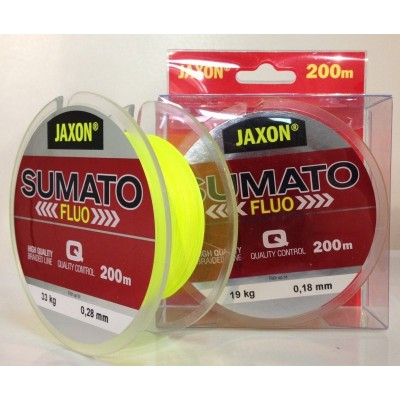 JAXON SUMATO FLUO - 0.18 MM.