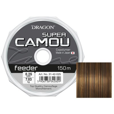 DRAGON CAMOU F. - 0.18 MM.
